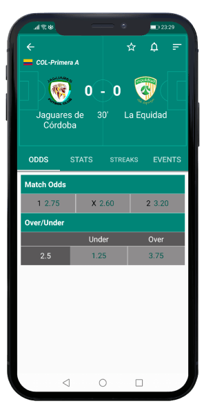 Betpractice android app football Live Coupon how to guide 3