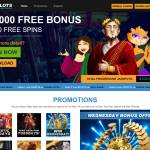 Lion Slots Online Casino Review