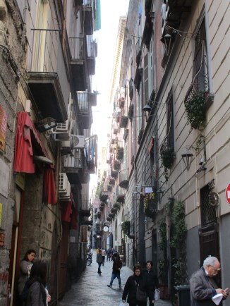 Another narrow street