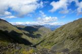 the sky really is that blue in Tusheti.