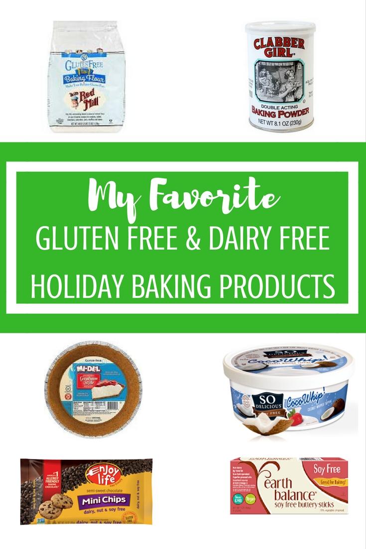 Gluten Free Dairy Free Baking Guide