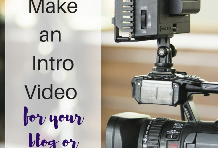 How To Make An Intro Video For Your Blog Or Nutrition Business