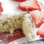 Gluten Free Flag Cake