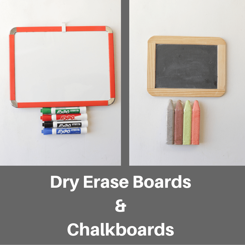 multisensory activity dry erase