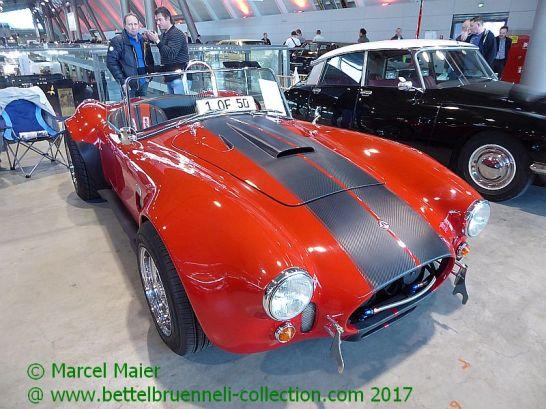 Retro Classics Stuttgart 2017 934h