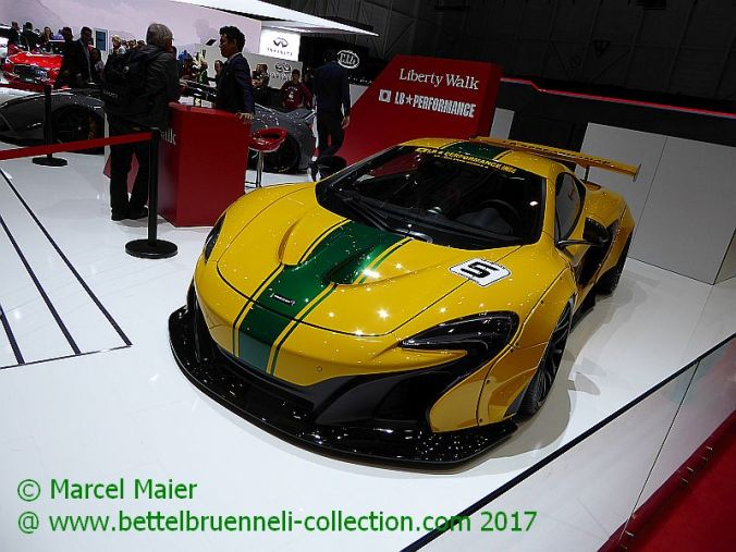 Salon Genf 2017 911h