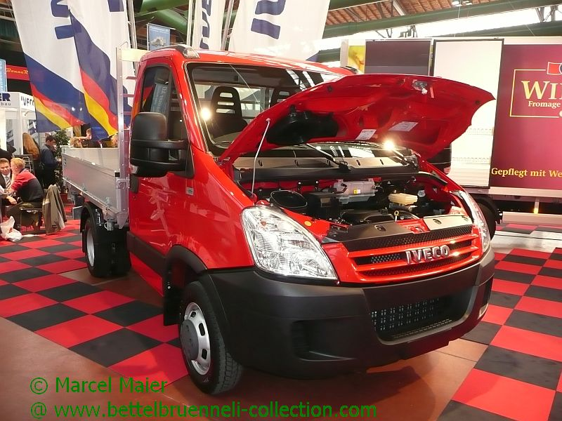 Iveco Daily IV Pritsche 2008 001h