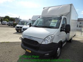 Iveco Daily V Koffer Frey 2012