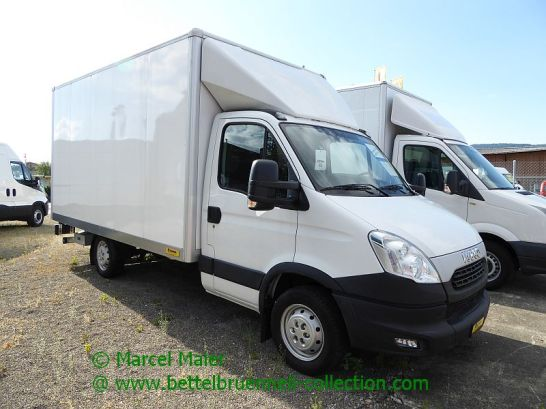 Iveco Daily V Koffer Frey 2013