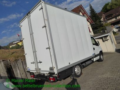 Iveco Daily V Koffer Fankhauser