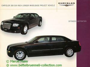 Accubuilt Chrysler 300C Stretchlimo Prospekt 001-001h