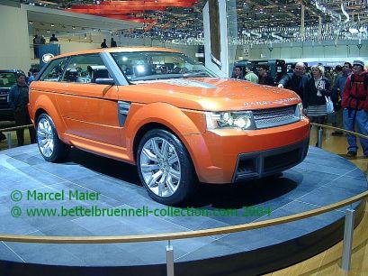 Auto Salon Genf 2004