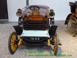 Bardon 5CV Phaeton 1899
