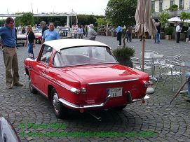 Borgward Treffen Rapperswil 2005