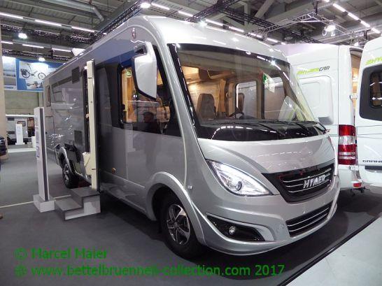 Suisse Caravan Salon Bern 2017