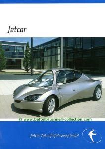 Jetcar Modellprogramm 2003-09 Prospekt 001-001h