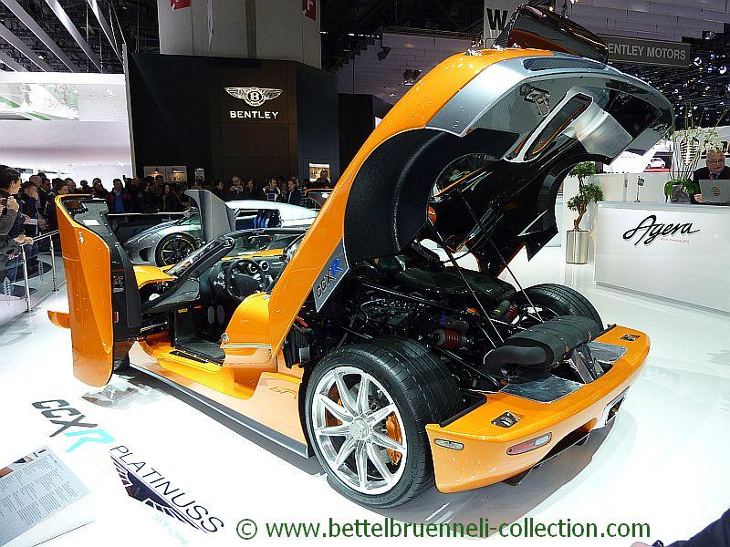 Koenigsegg CCXR Platinuss 2010 001h