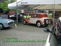 Verkehrshaus Luzern Lancia Ausstellung 2005
