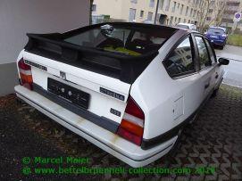 Carspotting Januar 2018 Basel