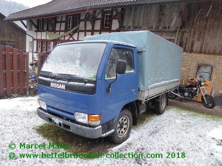 Carspotting Februar 2018 Tösstal