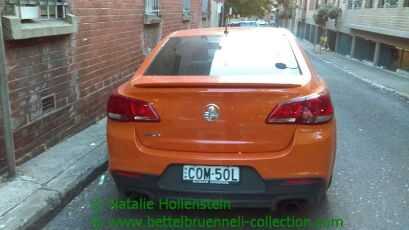 Holden Commodore VF SV6