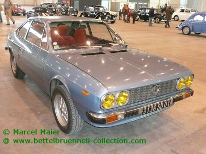 Lancia Beta Coupé 1600 1977