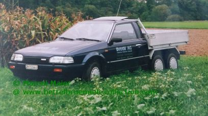 Mazda 323 Pickup Dittli
