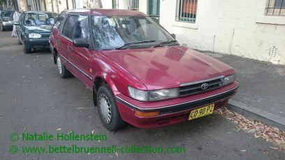 Toyota Corolla E90 4WD AUS