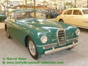 Bugatti Typ 57 SC Coach Worblaufen 1937 Ghia-Aigle 1952 002h