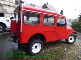 Jeep CJ-5 Station Wagon Wenger