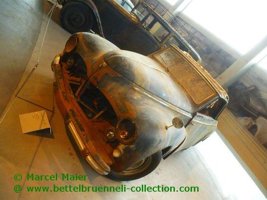 Peugeot 203 Cabriolet Worblaufen 1951