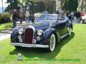 Talbot-Lago T26 Record Cabriolet Worblaufen 1947 006h