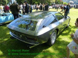Lamborghini 400 GT Flying Star II 1966 Touring 006h