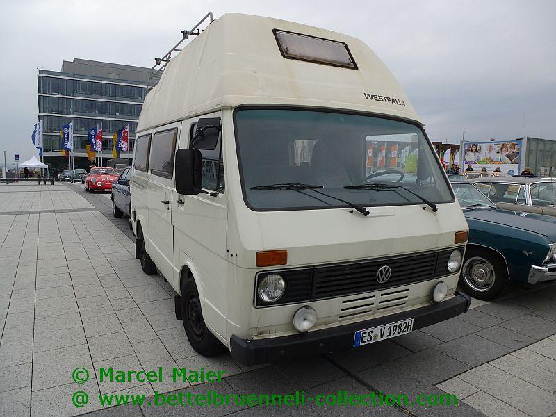Volkswagen LT Camper Westfalia 001h