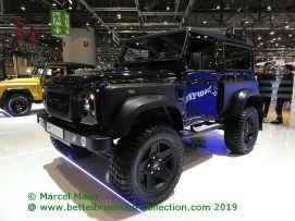 Land Rover Defender Wide Track