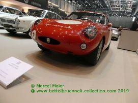 Abarth 1000 Bialbero Le Mans 1962