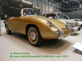 Abarth 750 Spider Zagato 1957