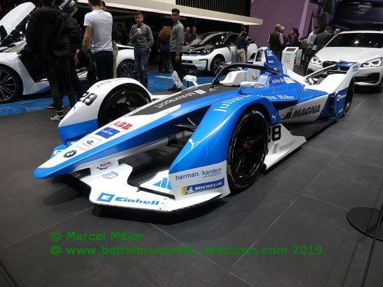 BMW Formel E