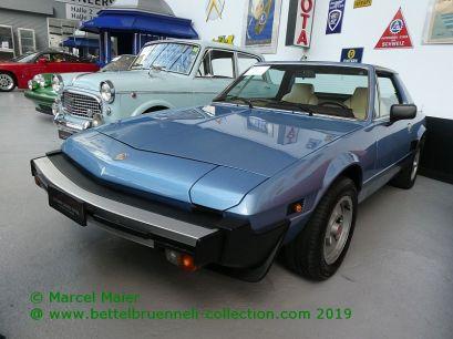 Fiat X1/9