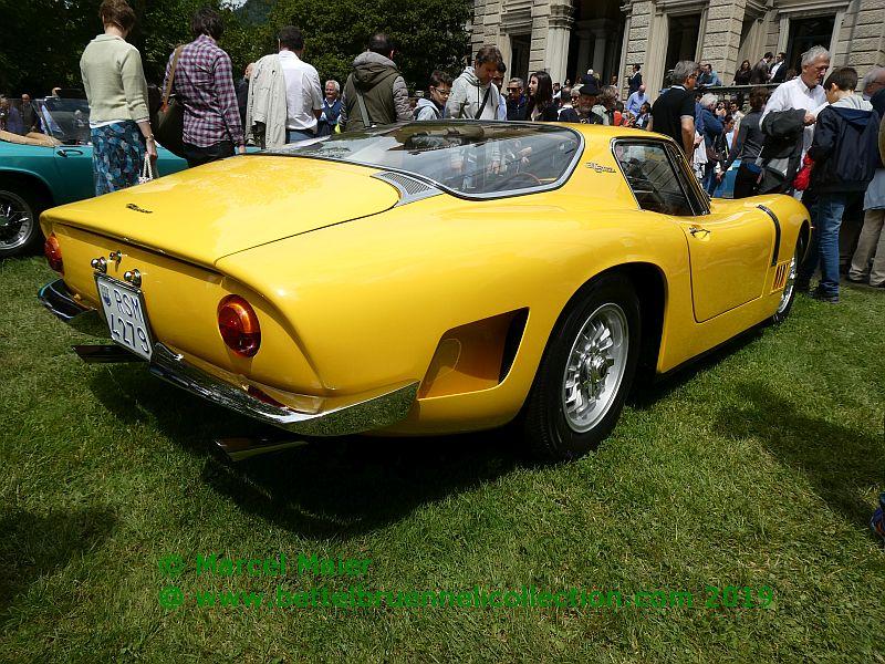Bizzarrini GT Strada 5300 1966, by Bertone