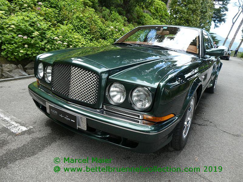 Bentley Continental R Le Mans Series 2001