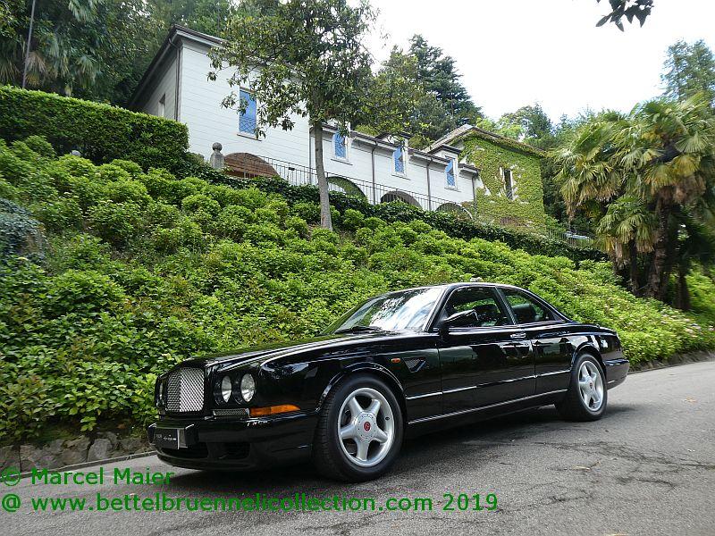 Bentley Continental R Mulliner Special Edition 1998