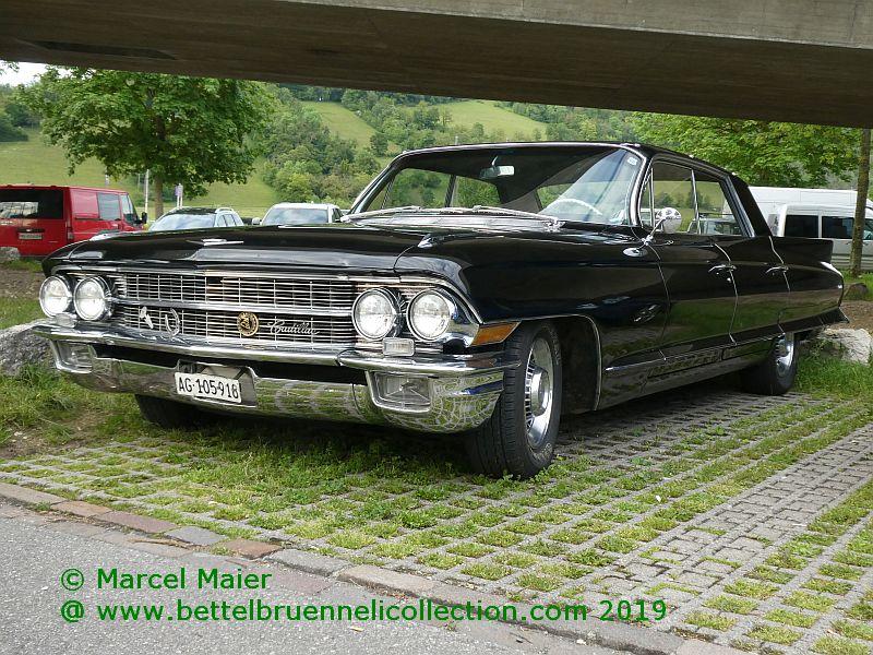 Cadillac Town Sedan 1962
