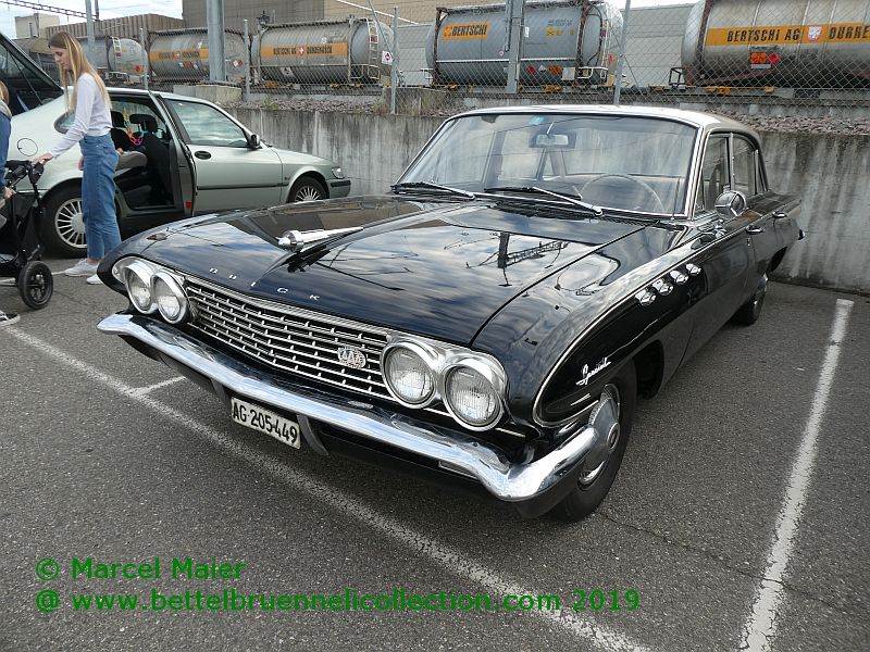 Buick Special Sedan 1961
