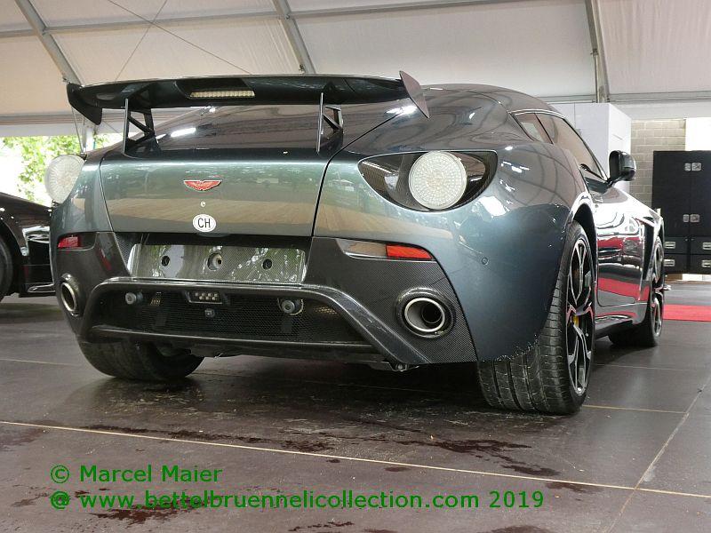 Aston Martin V12 No.1 2012, by Zagato