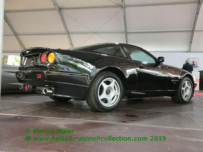Aston Martin Vantage Le Mans V600 Coupé 2000