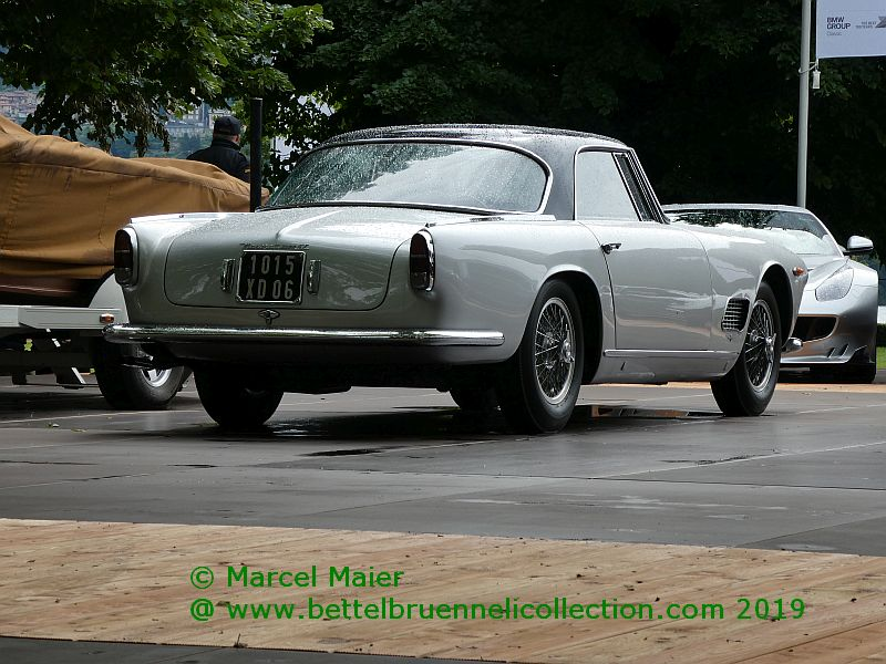Maserati 3500 GT 1959, by Touring