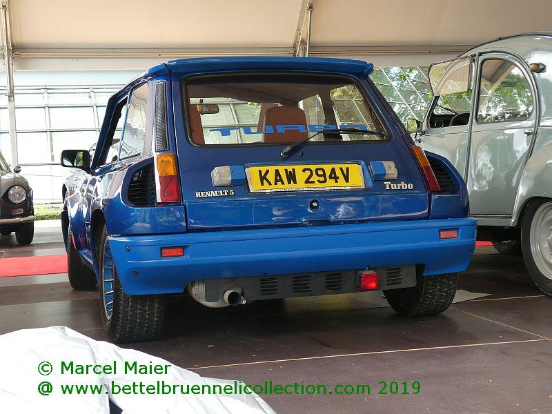 Renault R5 Turbo 1 1980