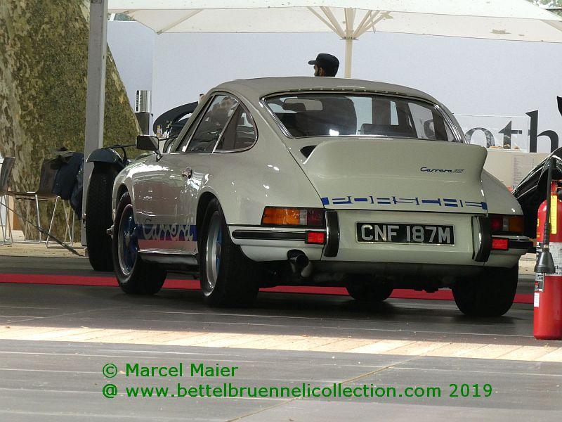 Porsche 911 Carrera RS 2.7 Touring 1973