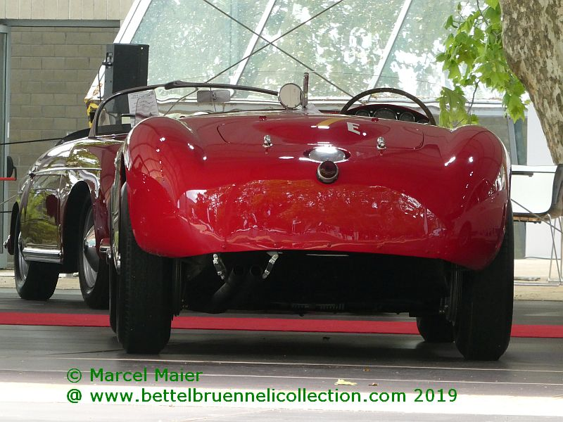 Ferrari 500 Mondial Spider 1954, by Pininfarina